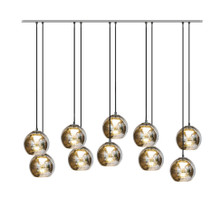 Kubric Suspension Lamp (Cluster of 10)