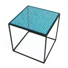 Resin Single G Side Table