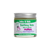 Baby & Kids Organic Soothing Body & Bottom Balm with Lavender & Chamomile 60ml
