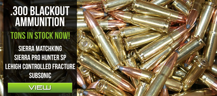 300 Blackout Ammo in Stock
