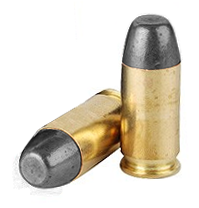 Load-X 45 ACP 230gr FP MATCH Ammo - 500 Rounds