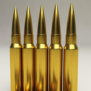 Load-X 408 Cheytac 419gr BT Ammo - 20 Rounds