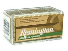 Remington 22 WMR 40gr PSP Ammo - 50rds