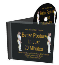 Better Posture in Just 20 Minutes DVD