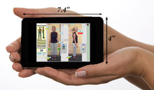 Advanced Posture Software in the palm of your hand.