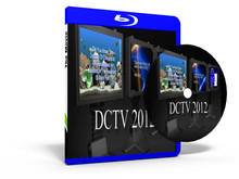DCTV 2016 Blu-ray or DVD for Chiropractic Waiting Rooms