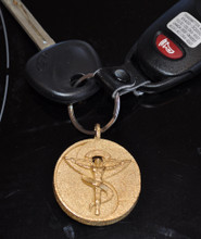Chiropractic Key Fob - Two Sides