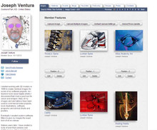 Purchase Art from DrJoeVentura.com
