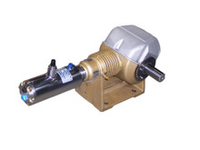 NDPD Cold End and Drive End assembly, Footmount