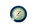"Pressure Gauge, 6"", 0-1000PSI"