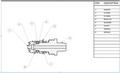 Fastest Medimate Cartridge Assembly, CGA-870