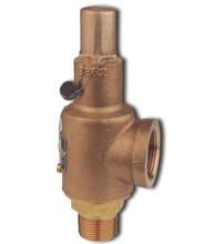 RXSO BRONZE SAFETY RELIEF VALVES