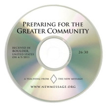 Preparing for the Greater Community CD