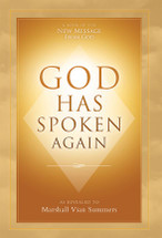 'God Has Spoken Again' Cover