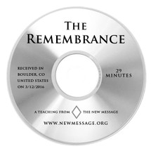 The Remembrance Audio CD