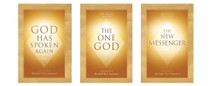 New Message from God - 3 Book Set (print books)