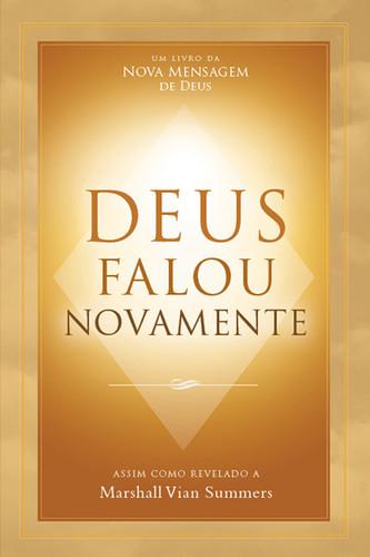 Deus falou novamente god has spoken again portuguese print book image 1 fandeluxe Images