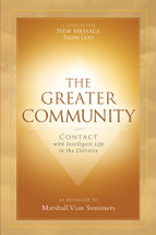 The Greater Community - Contact with Intelligent Life in the Universe (ebook)