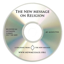 The New Message on Religion - CD