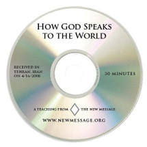 How God Speaks to the World CD