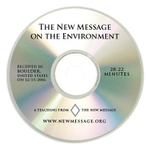 The New Message on the Environment CD