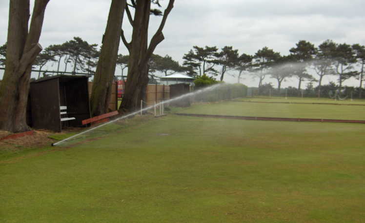 manual drain valves irrigation system