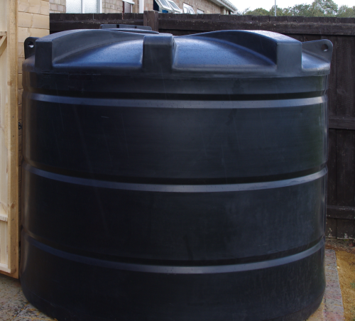 Plastic Water Storage Tank