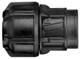 MDPE Philmac End Connector Poly x Female BSP 3G Metric/Imperial™ compression fitting
