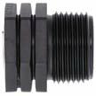 Polypropylene Plug Bung Threaded Fitting