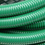 Green Medium Duty Suction Delivery Hose PVC