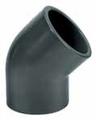 PVC Imperial Elbow 45 degree