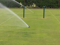 Central Sprinklers for three/Four Tennis Courts Water System