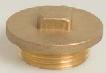 Brass Bung Plug