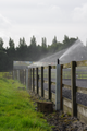 Outdoor Equestrian Menage Watering System