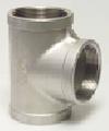 Stainless Steel 316 Threaded Tee