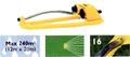 1015E Oscillating Sprinkler