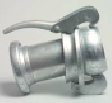 Bauer Enlarger Female x Male Coupling
