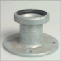 Bauer Female Flanged Coupling