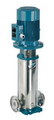 Calpeda MXV Vertical Multi-Stage In-Line Pumps 25-2, 32-4 ,40-8 , 50-16, 65-32 , 80-48 Models