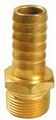 Male Brass Hose fitting coupling