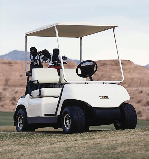 what year is my yamaha golf cart?