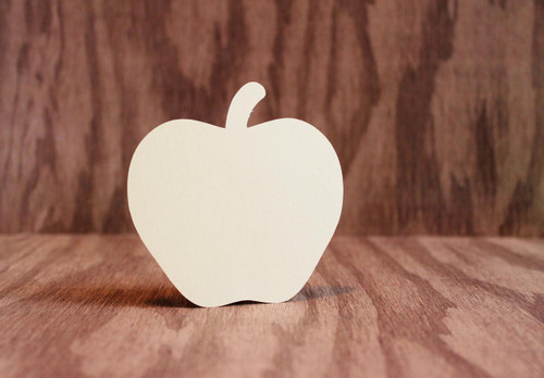 Apple place card - flat