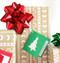 Tree gift tag