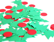 Holiday Tree Confetti