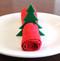 Christmas tree napkin ring