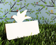 Dove place card