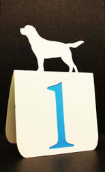 Dog Table Numbers