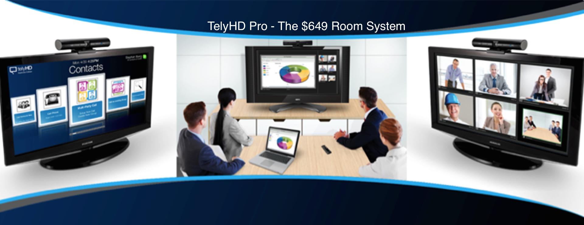 TelyHD Pro