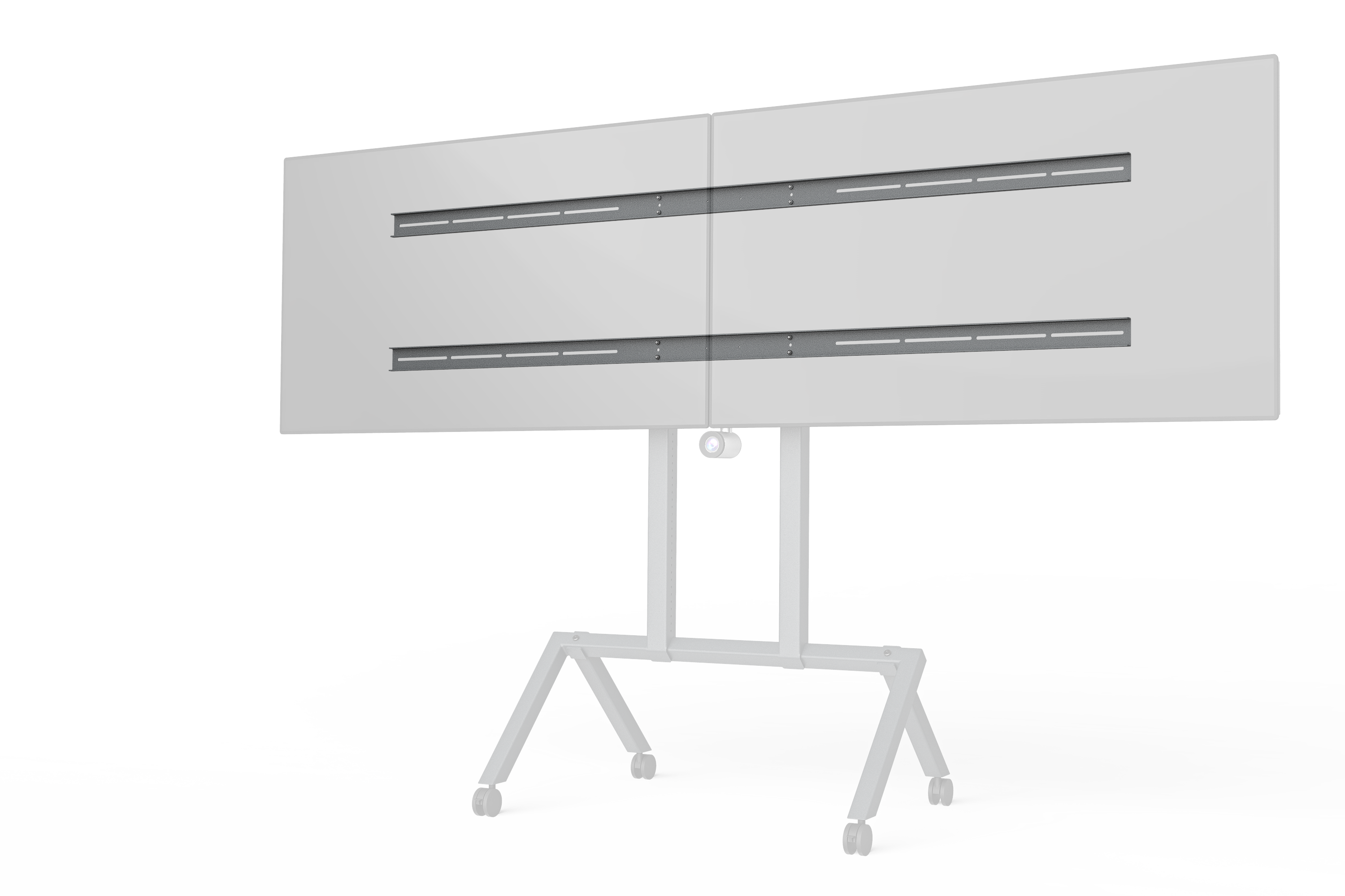 Dual Display Kit for Heckler AV Cart