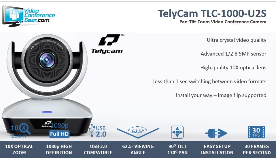 TelyCam TLC 1000 U2S
